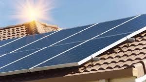 Instalaciòn de paneles solares fotovoltaicos