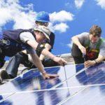 Los paneles solares fotovoltaicos