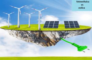 Energía Solar vs. Energía Eólica
