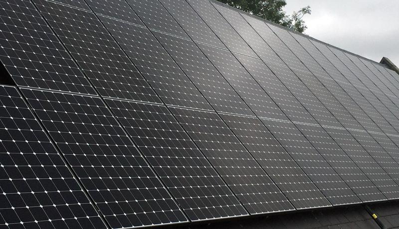 Cu 193 L Es El Panel Solar M 193 S Eficiente Comparamos Su Eficiencia