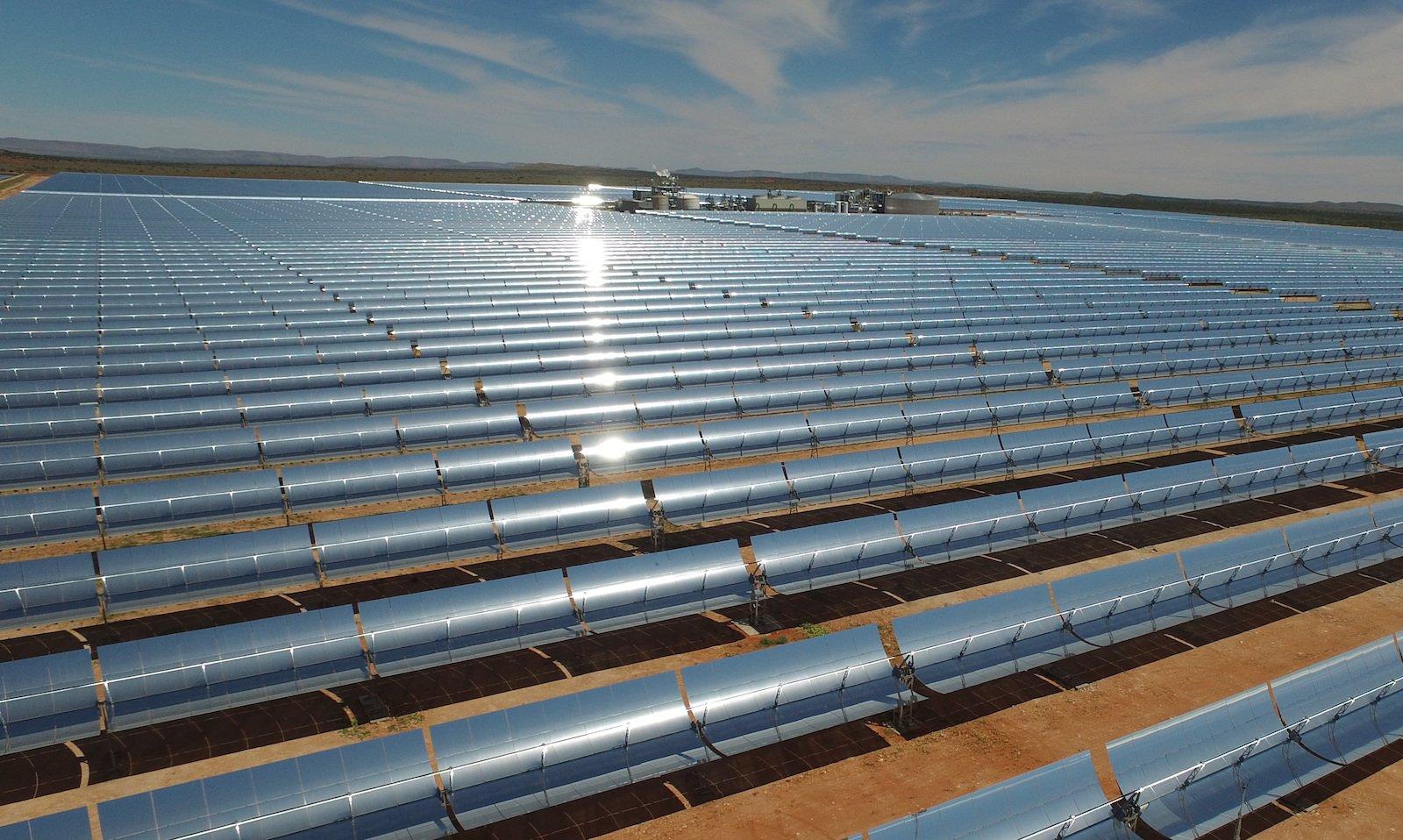 CUALES SON LOS TIPOS DE ENERGÌA SOLAR