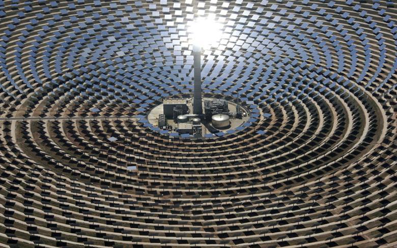 COMO SE PRODUCE LA ENERGIA SOLAR