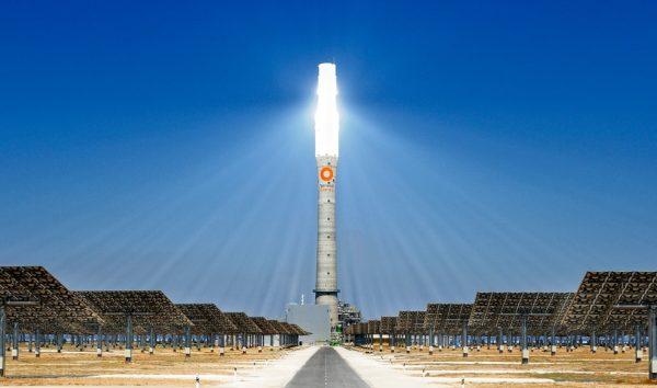 Los parques Solares más Grandes del Mundo