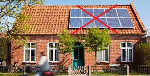 Paneles Solares de Teja