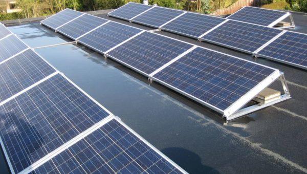 Peso de los Paneles Solares