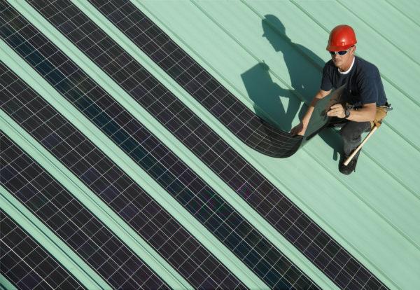 Paneles Solares Flexibles