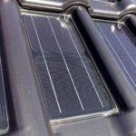 SOLAR ROOF TILES : Latest generation solar technology