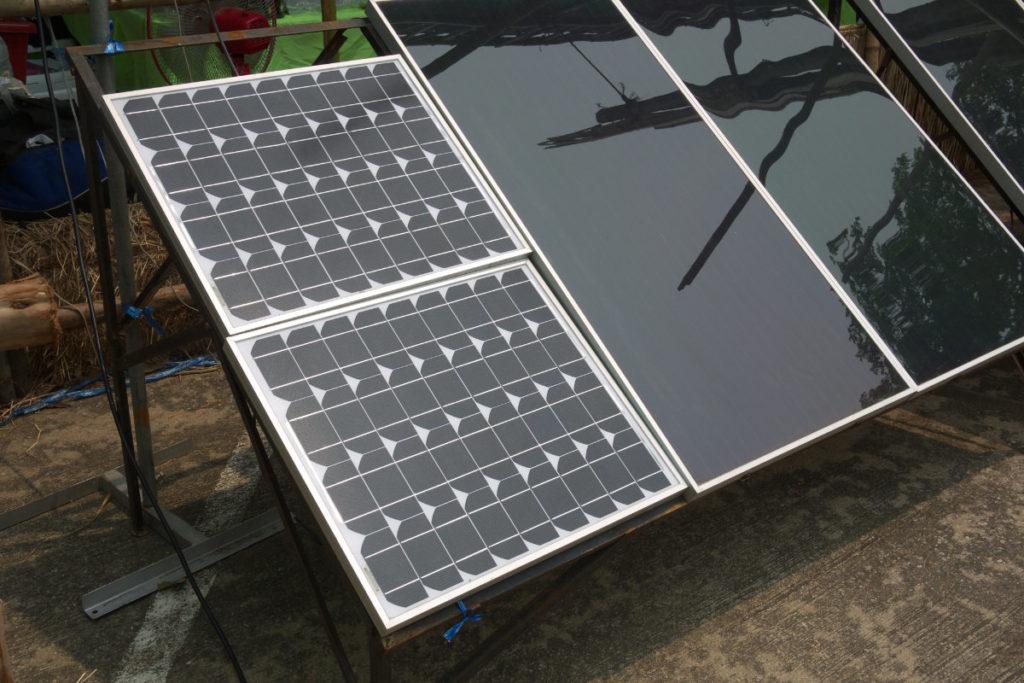Paneles solares policristalinos vs monocristalinos