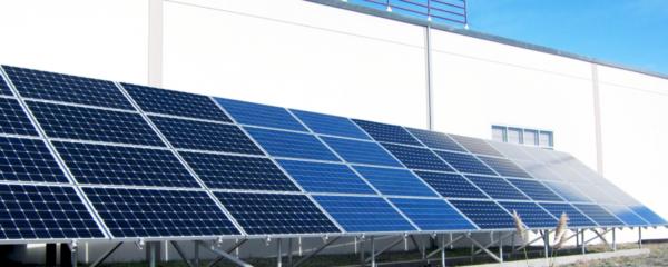 Diferentes Clases De Paneles Solares
