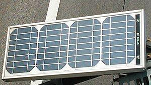 PHOTOVOLTAIC SOLAR PANELS INFORMATION