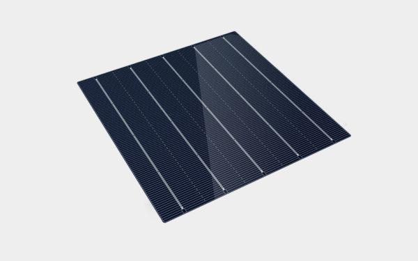 SOLAR CELLS CONVERT THE SUN'S ENERGY INTO