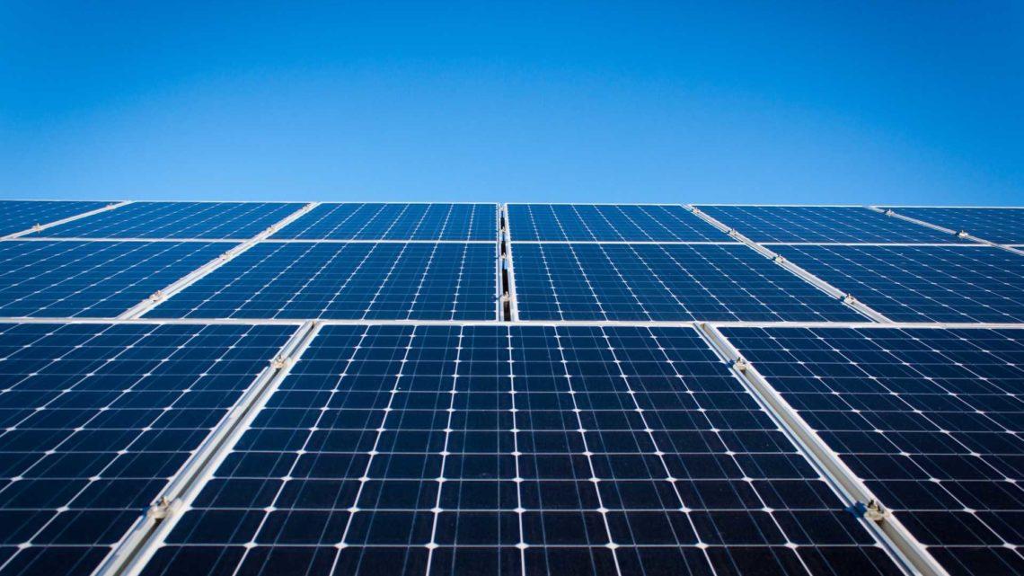 How is Solar Energy produced