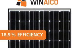 More efficient solar panels 2019