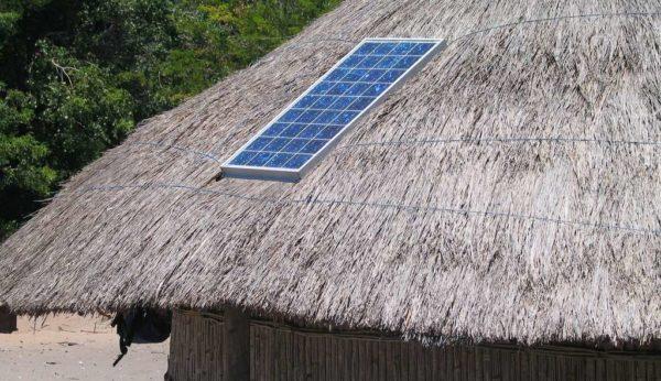 ¿Cuáles son los cinco tipos de energía renovable?