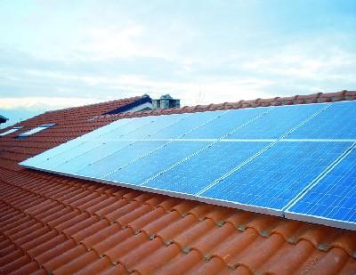 Energia solar fotovoltaica conectada a red