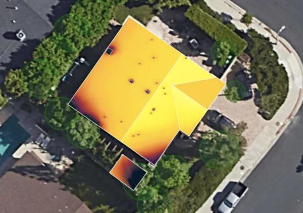 Eficiencia del panel solar