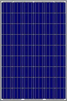 Tipos de paneles solares policristalinos y monocristalinos