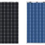 ¿De qué material están hechos los paneles solares?