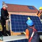 La energía solar, una de las fuentes renovables más limpias