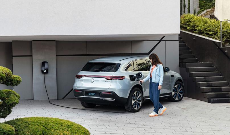 Carga tu coche eléctrico