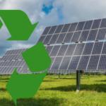 Eliminación de paneles solares: ¿cómo reciclar paneles viejos sin costo?