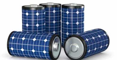 ¿Qué tipos de baterías utilizar para luces solares?