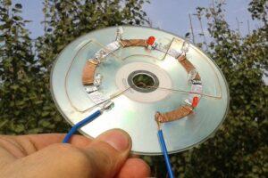 Cómo hacer un panel solar con CD