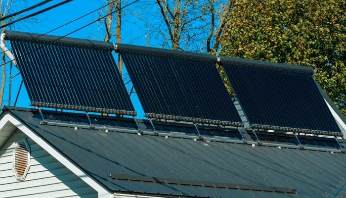 energía solar activa caracteristicas