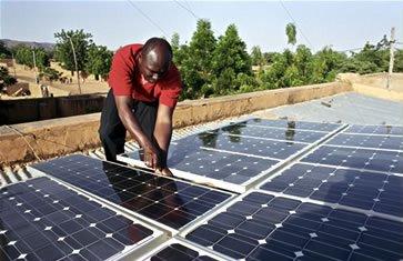 como instalar placas solares
