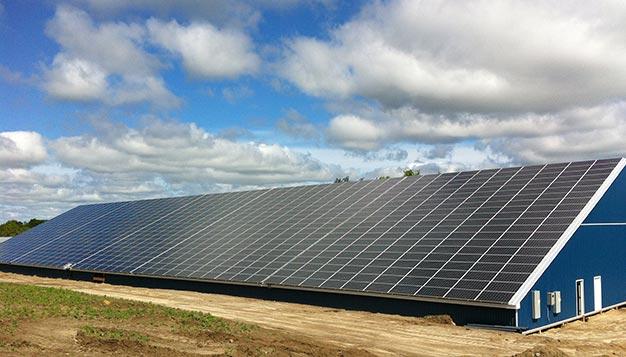 COMO FUNCIONAN LOS PANELES DE ENERGIA SOLAR