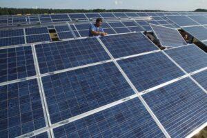 Instalaci 211 N De Paneles Solares Energ 237 A Solar